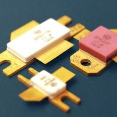 ВЧ/СВЧ транзисторы и модули