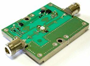 Новый тестовый усилитель мощности для ПП9137А